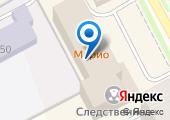 Мировые судьи г. Сыктывкара на карте