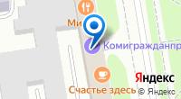 Компания Камнеобработчик на карте