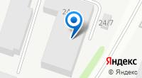 Компания Kislorod Designe на карте