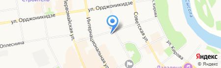 Медэкспресс на карте Сыктывкара