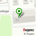 Местоположение компании Роспроект-М