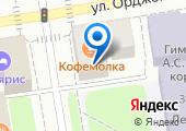 Бизнес партнер на карте