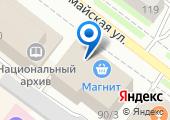 Экспертное агентство на карте