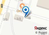 Шинтомонтажная мастерская на карте