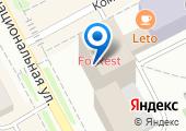 Министерство развития промышленности и транспорта Республики Коми на карте