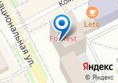 Департамент транспорта на карте