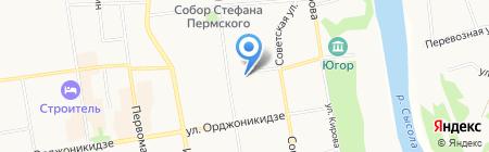 ABC Аптека на карте Сыктывкара