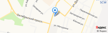 КОМИ полимер плюс на карте Сыктывкара