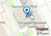 Конституционный суд Республики Коми на карте