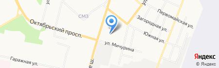 Принт Медиа на карте Сыктывкара