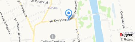 Монтажно-Строительная Компания на карте Сыктывкара