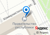 Администрация Главы Республики Коми на карте