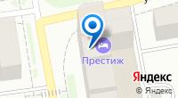 Компания Со-общение на карте