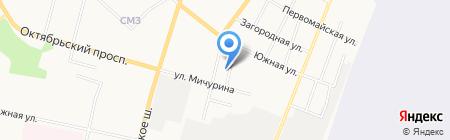 Сыктывкарская община древлеправославной поморской церкви на карте Сыктывкара