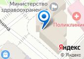 Министерство здравоохранения Республики Коми на карте