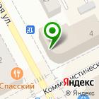 Местоположение компании КомЗем
