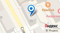 Компания ИНТИМ на карте