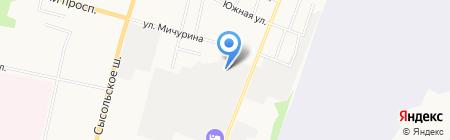 Autoexpert11 на карте Сыктывкара