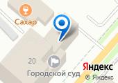 Сыктывкарский городской суд Республики Коми на карте
