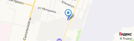 Кондитеръ на карте Сыктывкара
