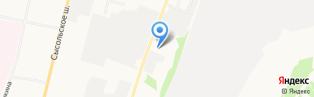 Christ на карте Сыктывкара