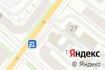 Схема проезда до компании Эксперт-оценка в Сыктывкаре