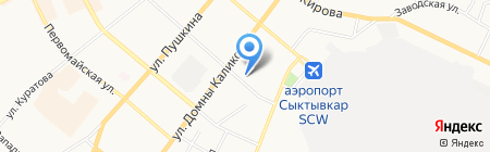 МОЙ СТИЛЬ на карте Сыктывкара
