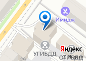 Управление ГИБДД МВД по Республике Коми на карте