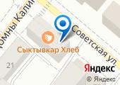 Советский участковый пункт полиции на карте