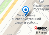 Центр информационных технологий, связи и защиты информации на карте