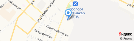 StudioTon на карте Сыктывкара