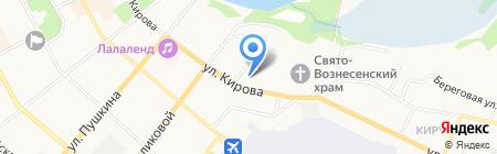 АРТСтрой на карте Сыктывкара