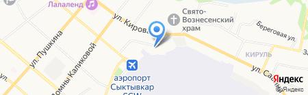 Шашлык от Эльхана на карте Сыктывкара