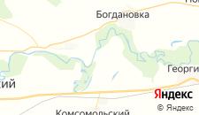Отели города Покровка на карте