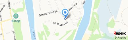 Фельдшерско-акушерский пункт на карте Сыктывкара