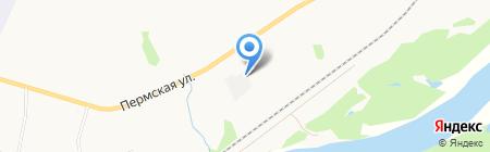 Ремонтная компания на карте Сыктывкара