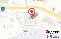 Схема проезда до компании НордСтройПлюс в Сыктывкаре