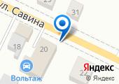 Сервис для онлайн-записи на автомойки г. Сыктывкара на карте