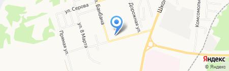 Вкусняшка на карте Сыктывкара