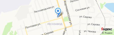 Банкомат БАНК СГБ на карте Сыктывкара