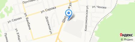 МАЗ Сервис на карте Сыктывкара