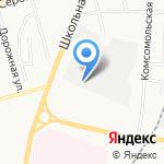 Авва Плюс на карте Сыктывкара