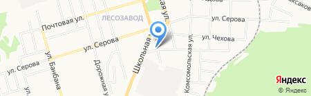 У Кузьмича на карте Сыктывкара