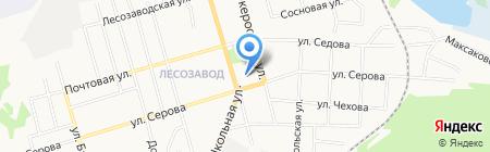 Центр спотртивных мероприятий на карте Сыктывкара