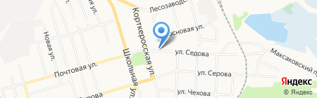 Все для дома на карте Сыктывкара