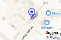 Схема проезда до компании ПРОДУКТОВЫЙ МАГАЗИН РЫБНАЯ ЛАВКА в Емве