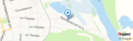 Навигатор11 на карте Сыктывкара