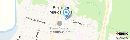 Пивкоff на карте Сыктывкара