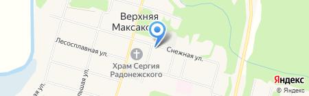 Парафарма на карте Сыктывкара