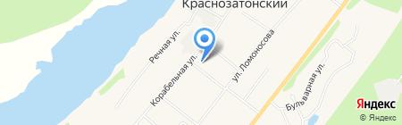 Нуга Бест на карте Сыктывкара